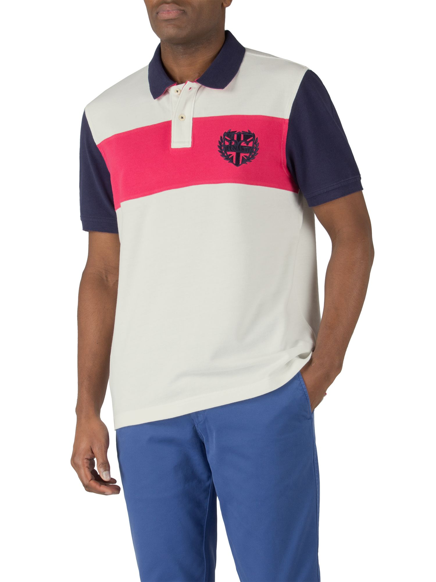 Deanfield polo shirt