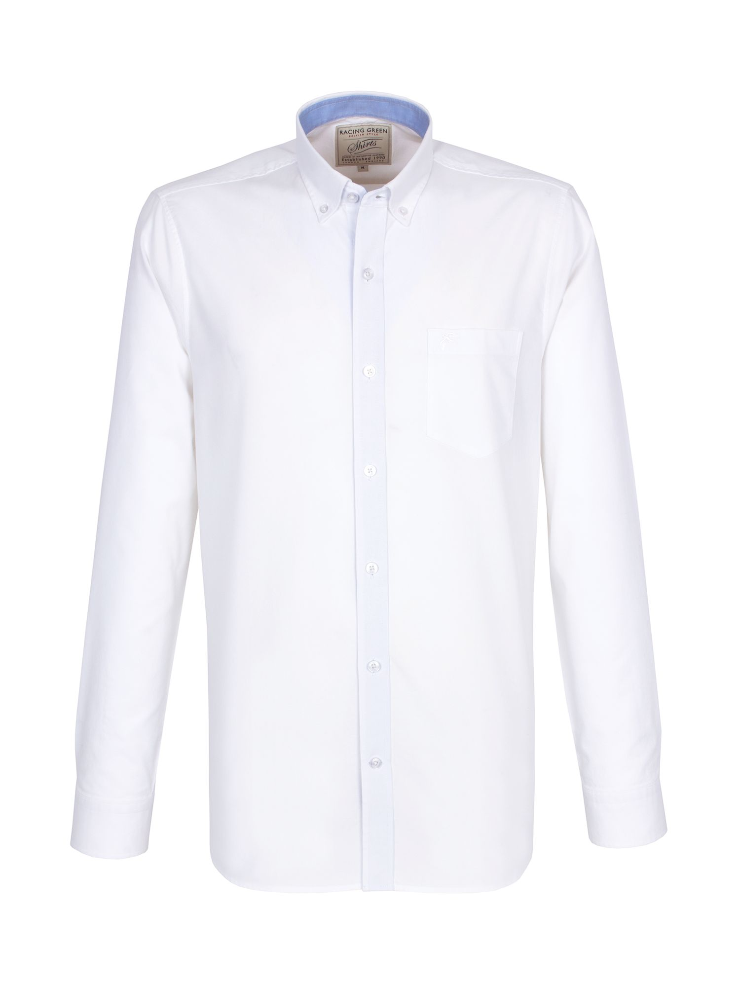 St ives washed oxford shirt
