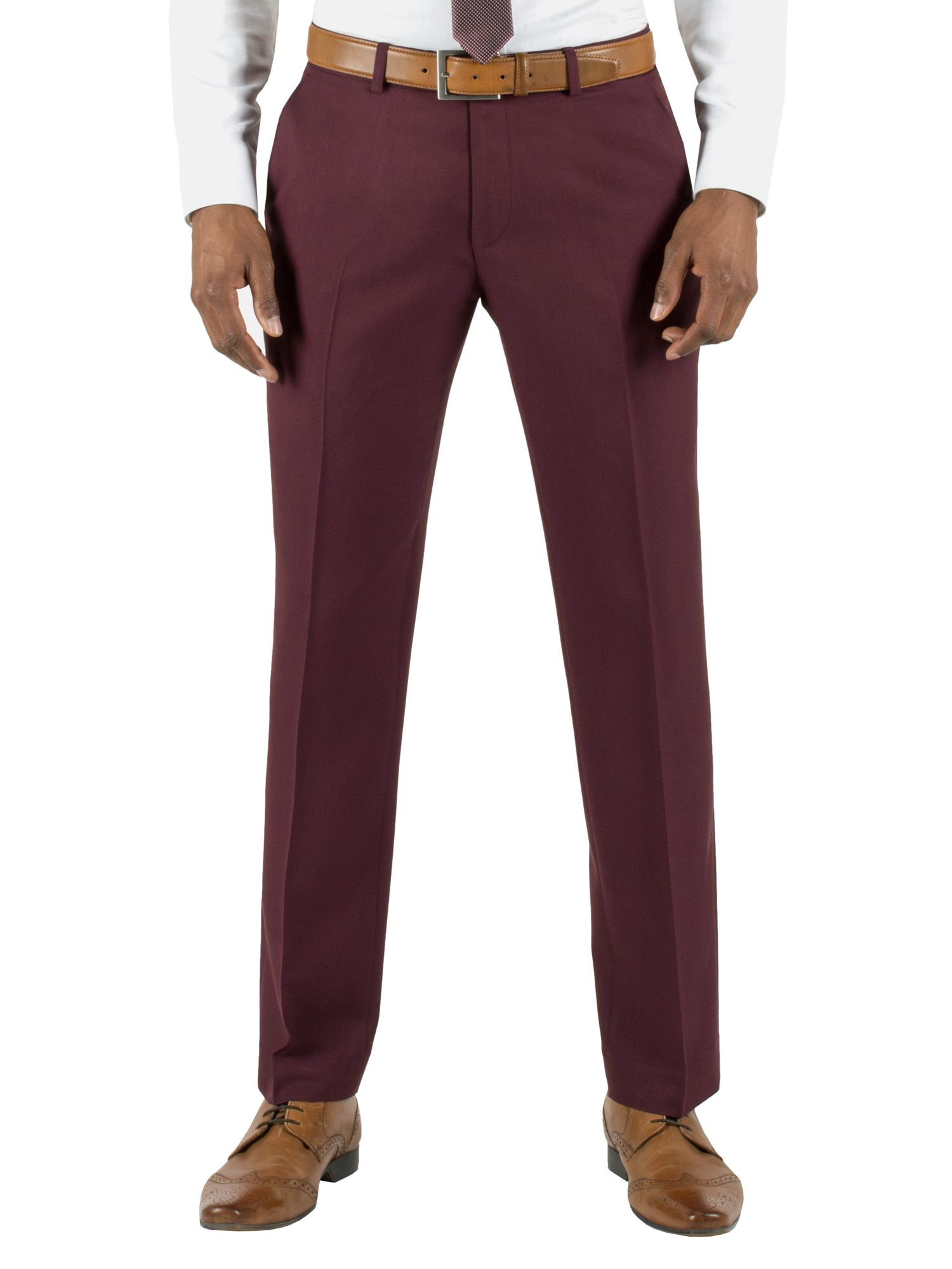 Tonic regular fit formal suit trouser