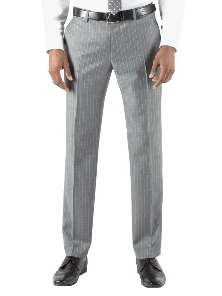 Alexandre of England Stripe regular fit single breasted suit