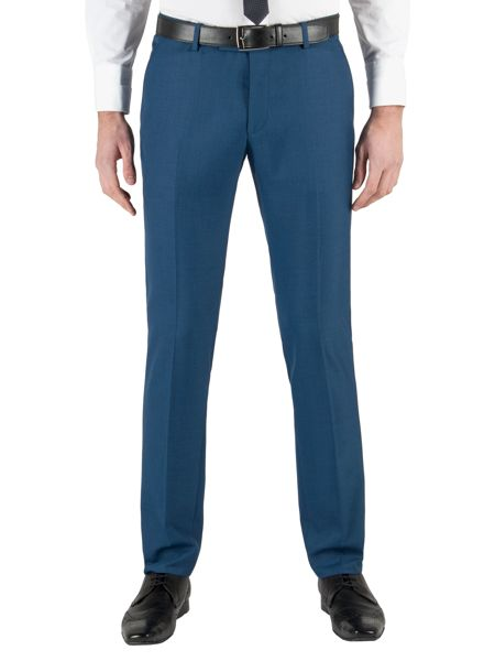 Limehaus Pick and pick formal suit trousers