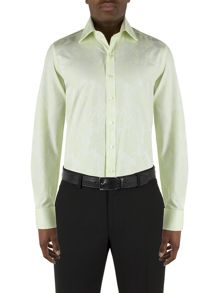 Alexandre of England Allium jacquard shirt