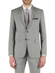 Puppytooth single breasted suit jacket