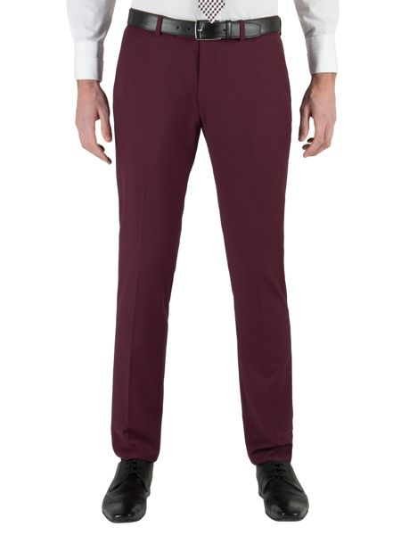 Limehaus Twill formal suit trousers