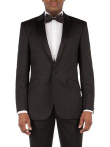 Dresswear single breasted suit jacket