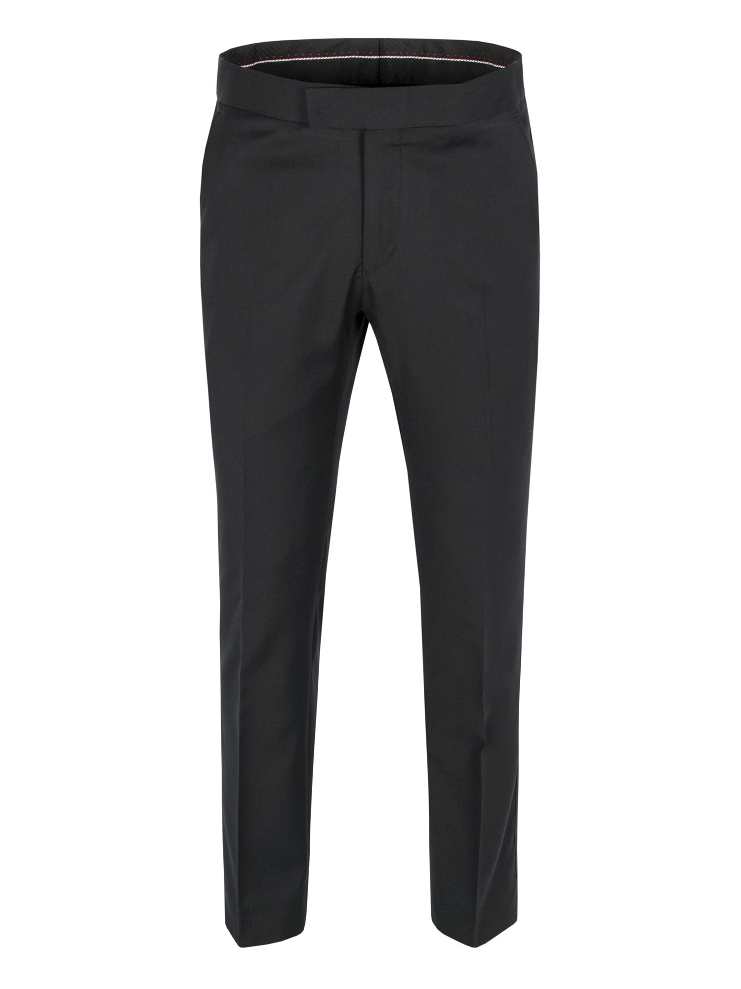 Dresswear formal flat front suit trouser