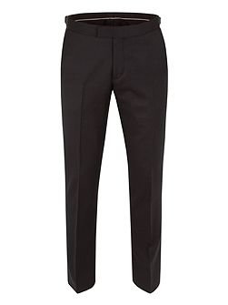 Dresswear formal flat front suit trousers