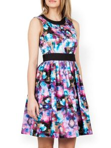 Almari Water Floral Dress