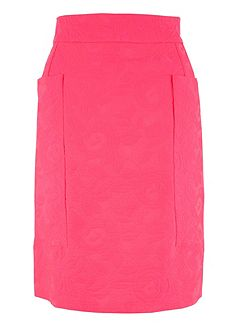 Fluro Square Pocket Skirt
