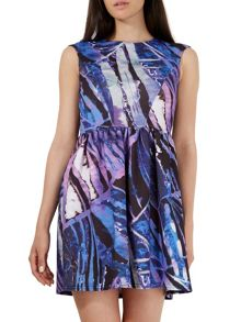 Closet Scuba V-Back Dress