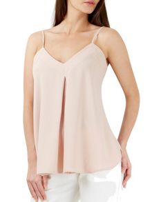 Cami Pleat Top