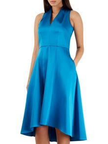 Closet Blue Hi-Low Dress