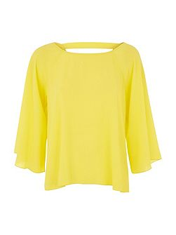 Candy Crepe - Whimsical Top
