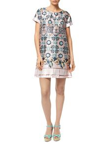 Traffic People Carnival Satin - Merriment Dress