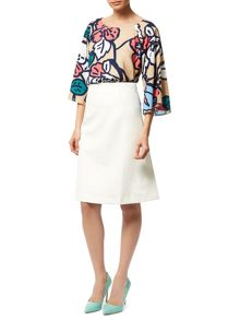 Traffic People Penelope Pitstop - A Line Skirt
