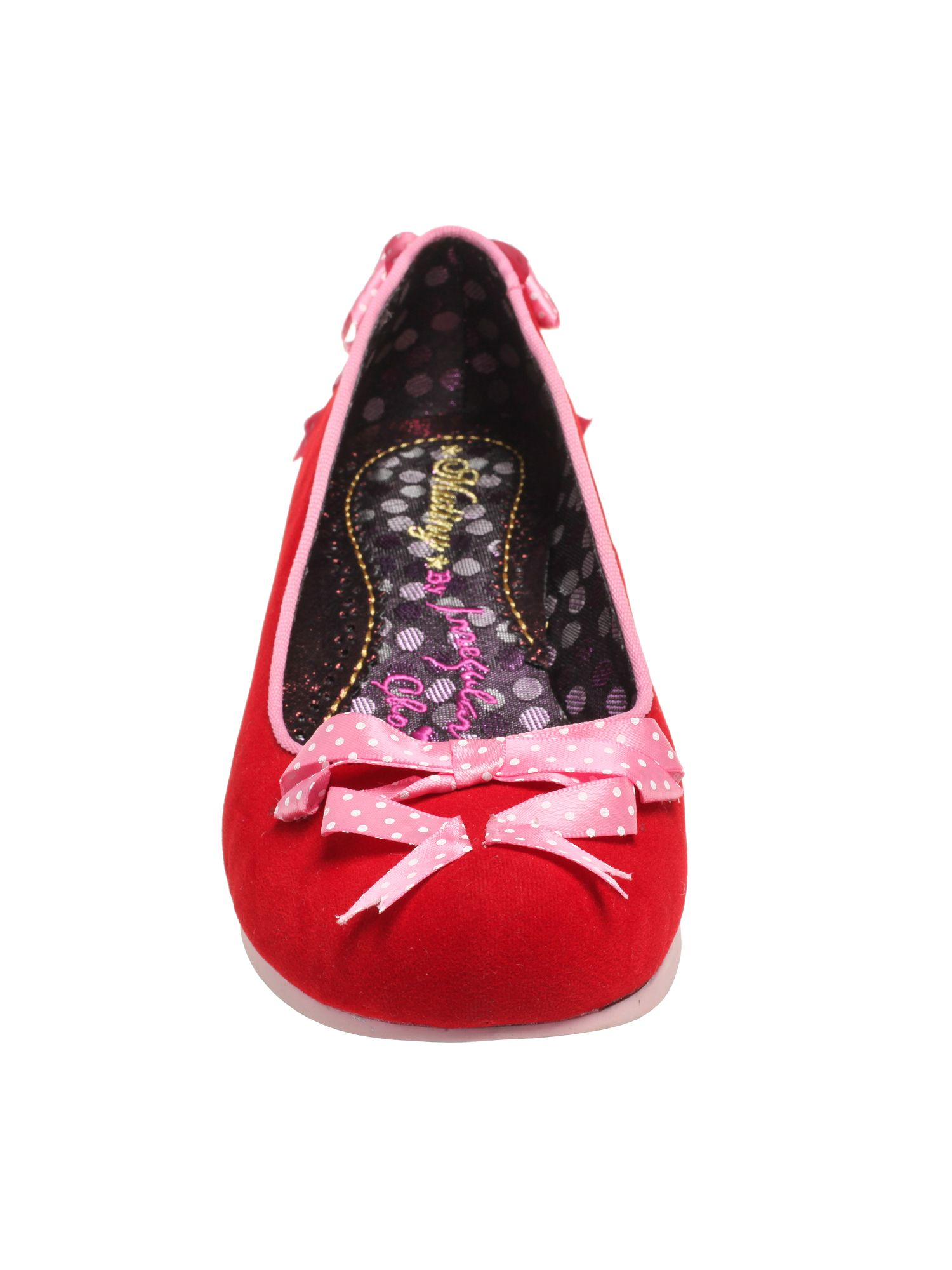 Little fairies kitten heel shoes