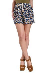 Cutie Ditsy floral print shorts