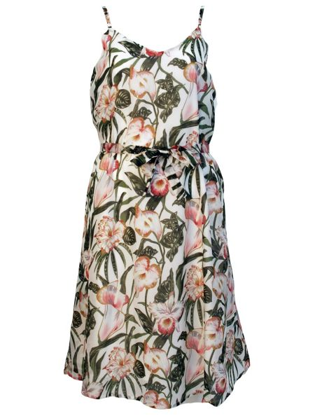 Cutie Floral Loose Fit Dress