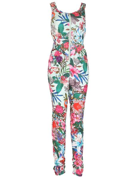 Cutie Tropical Jumpsuit