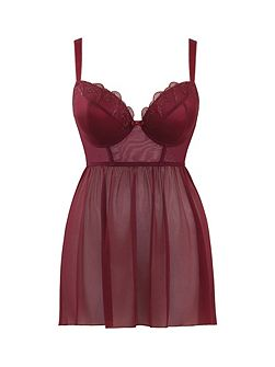 Kitty longline babydoll