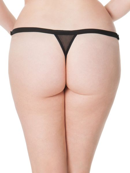 Curvy Kate Scantilly unleash thong
