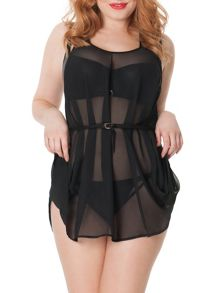 Curvy Kate Scantilly unleash smock top