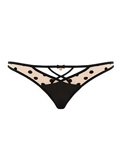 Scantilly showtime thong