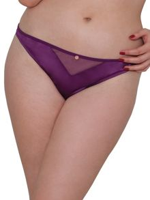 Curvy Kate Scantilly peekaboo thong