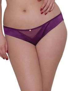 Curvy Kate Scantilly peekaboo bare face briefs