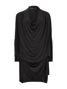 AllSaints Amei Long Sleeved Dress