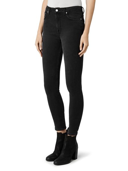 AllSaints Stilt Dark Grey Jeans