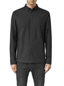 AllSaints Hungtingdon Long Sleeve Shirt