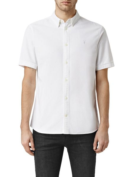AllSaints Hungtingdon Short Sleeve shirt