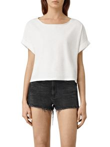 AllSaints Tyler Cropped Tee