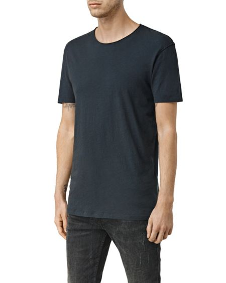 AllSaints Figure Crew Neck T-Shirt