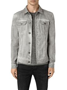 AllSaints Orbital denim jacket