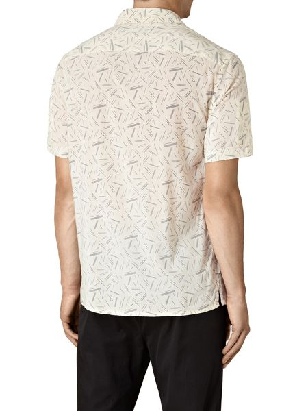 AllSaints Axiom Short Sleeve shirt