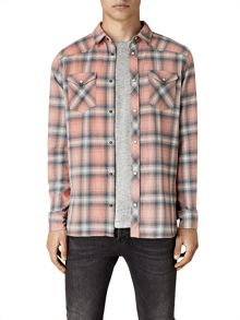 AllSaints Bridger Long Sleeve shirt