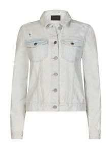 AllSaints Kleo Denim Jacket