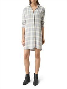 AllSaints Marlon Check Dress