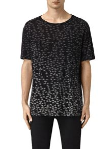 AllSaints Salix Short Sleeve crew Neck T-Shirt