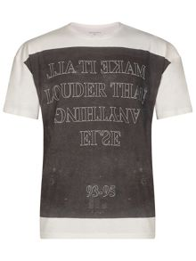 AllSaints Loud Short Sleeve crew Neck T-Shirt
