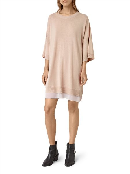 AllSaints Relm Knit Dress
