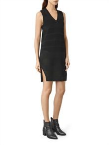 AllSaints Fix Mesh Dress