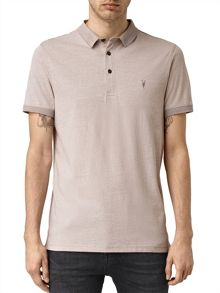 AllSaints Alter Polo T-Shirt