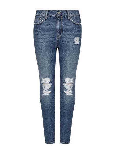 AllSaints Amy Girlfriend Jeans