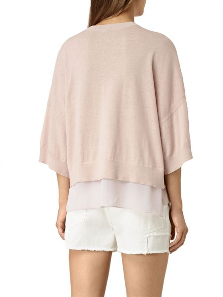 AllSaints Relm Knit Top