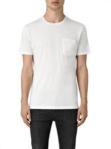 AllSaints Apollo short Sleeve Crew Neck T-Shirt