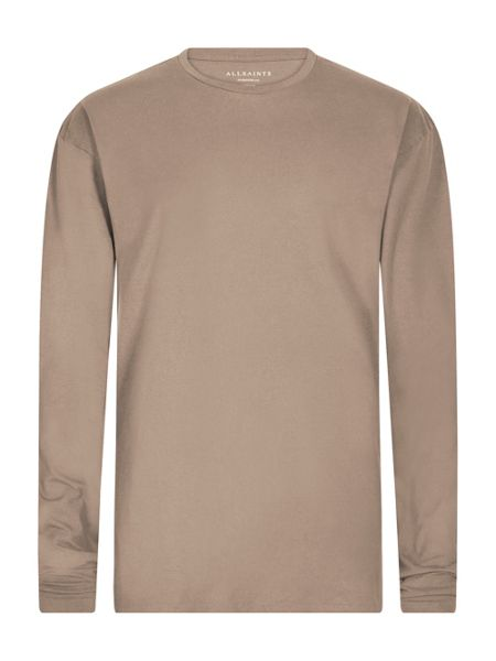 AllSaints Jovian long sleeve crew neck t-shirt