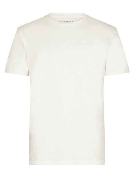 AllSaints Solice quill crew neck t-shirt